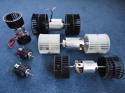 1-shaft 2-shaft motors